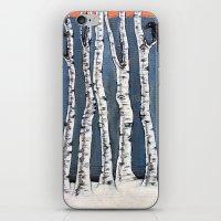 White Book iPhone & iPod Skin