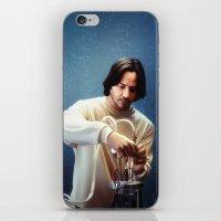 Eddie Kasalivich iPhone & iPod Skin