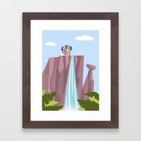 Pixar/Disney Up (Print 1) Framed Art Print