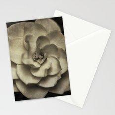 Vintage B/W Gardenia Stationery Cards