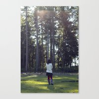 Geraldine NZ Canvas Print