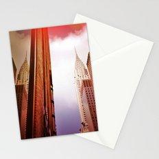 CHRYSLER BUILDING NYC' Stationery Cards