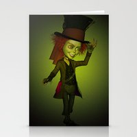 Mad Encounters Stationery Cards