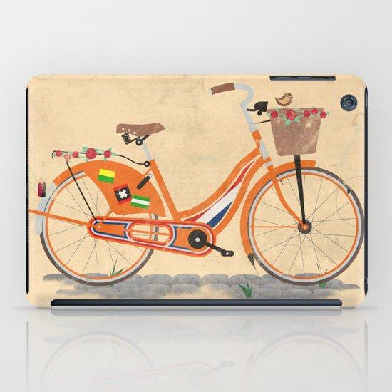 Love Holland, Love Bike iPad Case