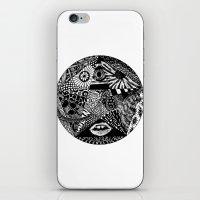 B&W iPhone & iPod Skin