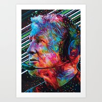 Pete Carroll Art Print