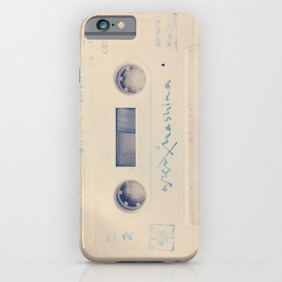 vintage cassette iPhone & iPod Case