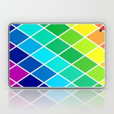 Tetrahedral Rainbow Laptop & iPad Skin