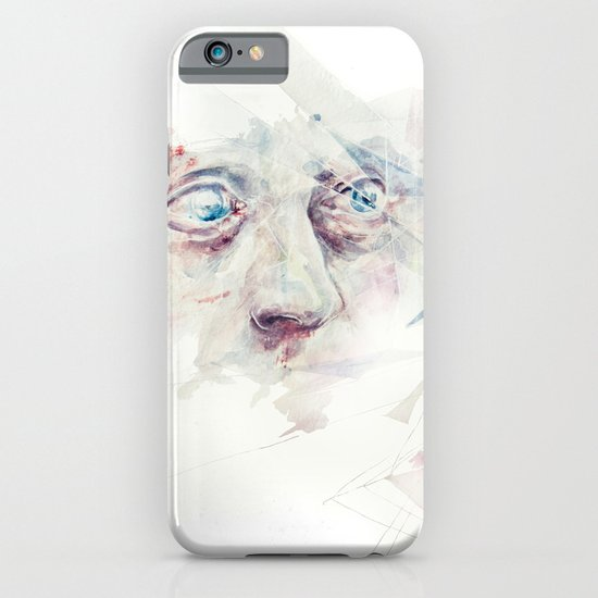 living in delay iPhone & iPod Case