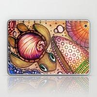 Basking Baby Sea Shell T… Laptop & iPad Skin