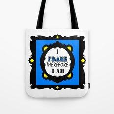 I Frame.... Tote Bag