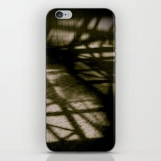 X and Y and Z iPhone & iPod Skin