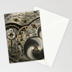 Clockwork Homage Stationery Cards