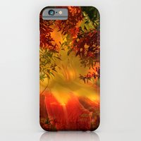 Daydreams on the edge of nature iPhone 6 Slim Case