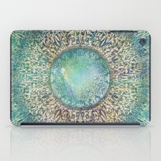 Moon Mandala iPad Case