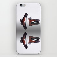Shoes, Glorious Shoes iPhone & iPod Skin