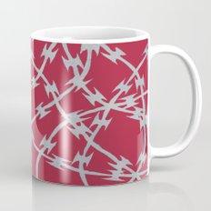 Trapped Red Mug