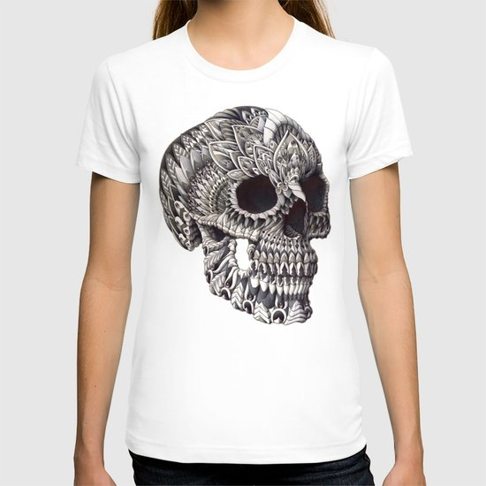 Ornate Skull T-shirt