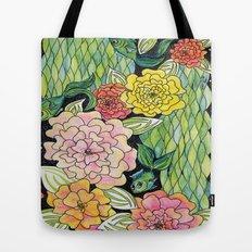 Fish Tropic Tote Bag