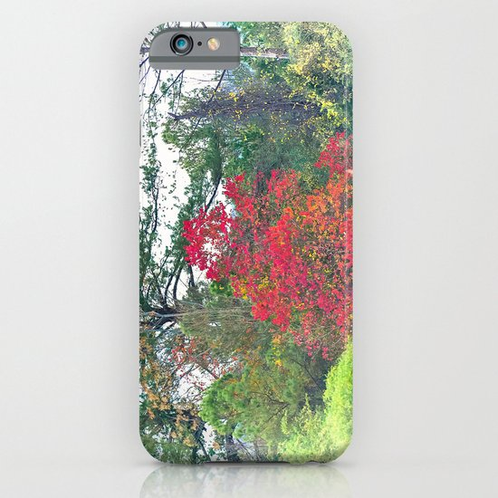 Touch of Red iPhone & iPod Case