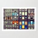 Amsterdam 22 Art Print