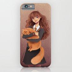 Hermione iPhone 6 Slim Case