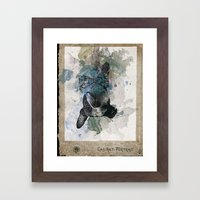 I Am Kind Of Normal Framed Art Print