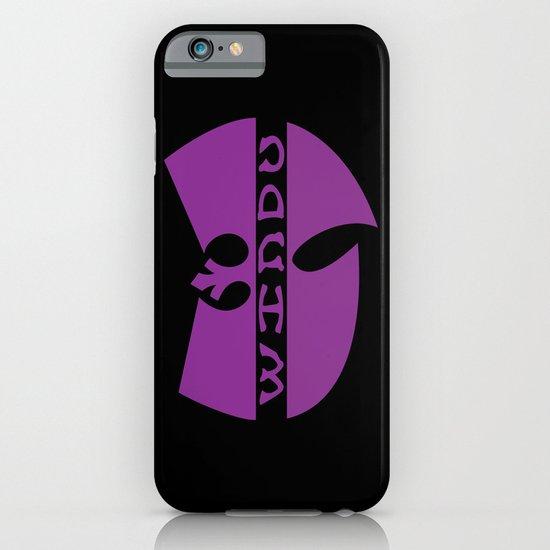 F.R.E.A.M. iPhone & iPod Case
