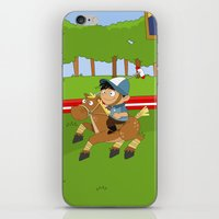 Non Olympic Sports: Polo iPhone & iPod Skin