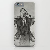 iPhone & iPod Case featuring Wraith II. by Dr. Lukas Brezak