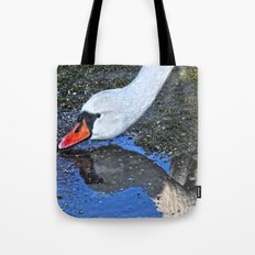 Stretch For A Drink Tote Bag