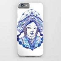 iPhone & iPod Case featuring Baby Blue #3 by Natsuki Otani
