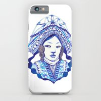 Baby Blue #3 iPhone 6 Slim Case