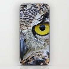 I'm watching you iPhone & iPod Skin