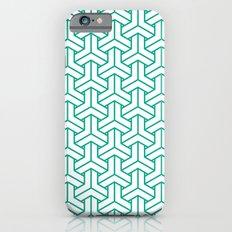bishamon in emerald Slim Case iPhone 6s