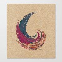 - tropico - Canvas Print