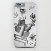 iPhone & iPod Case featuring Hands by Oh Yeah Studio