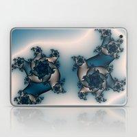 Blue Rose Laptop & iPad Skin