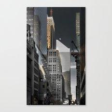 New york / Buildings Canvas Print
