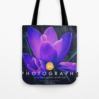 What Is Photography  Tote Bag