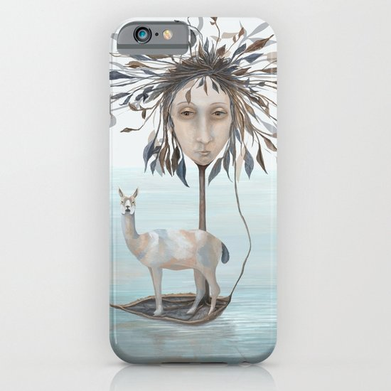 The Leaf Boatman iPhone & iPod Case