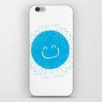 Big Smile Like Sunshine iPhone & iPod Skin