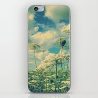 Pure Of Heart iPhone & iPod Skin