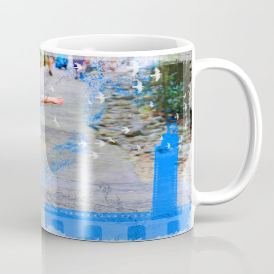 learning to fly 02 Mug