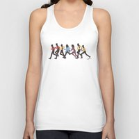 Away Mission: The Next G… Unisex Tank Top