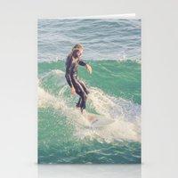 Surfer 2 Stationery Cards