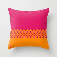 Jacquard 01 Throw Pillow