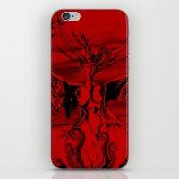 A Vampire iPhone & iPod Skin
