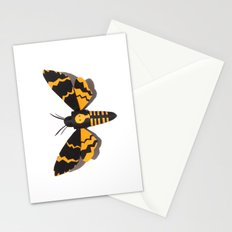Deaths Head Stationery Cards