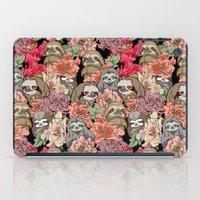 Because Sloths iPad Case